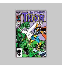 Thor 358 VF (8.0) 1985
