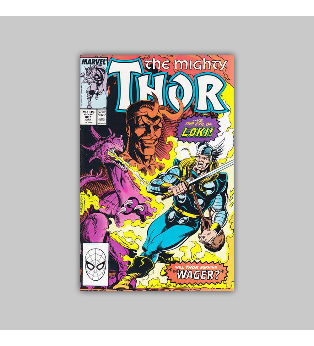 Thor 401 1989
