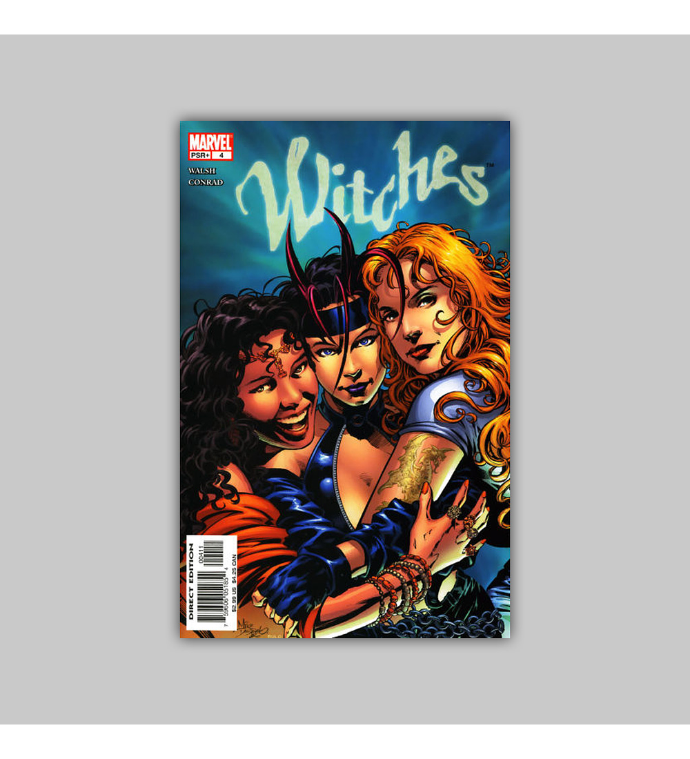 Witches (complete limited series) 2004