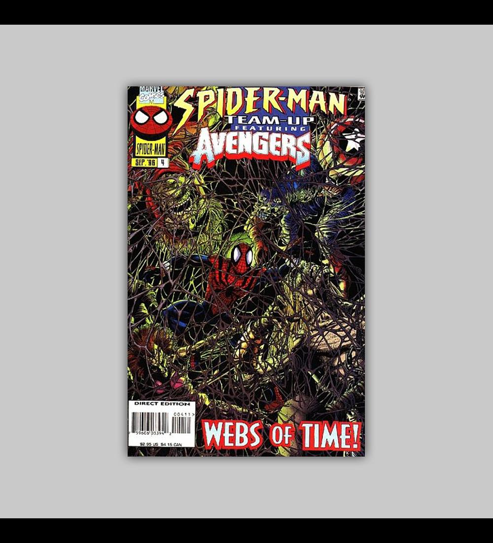 Spider-Man Team-Up 4 1996