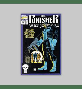 The Punisher War Journal 44 1992