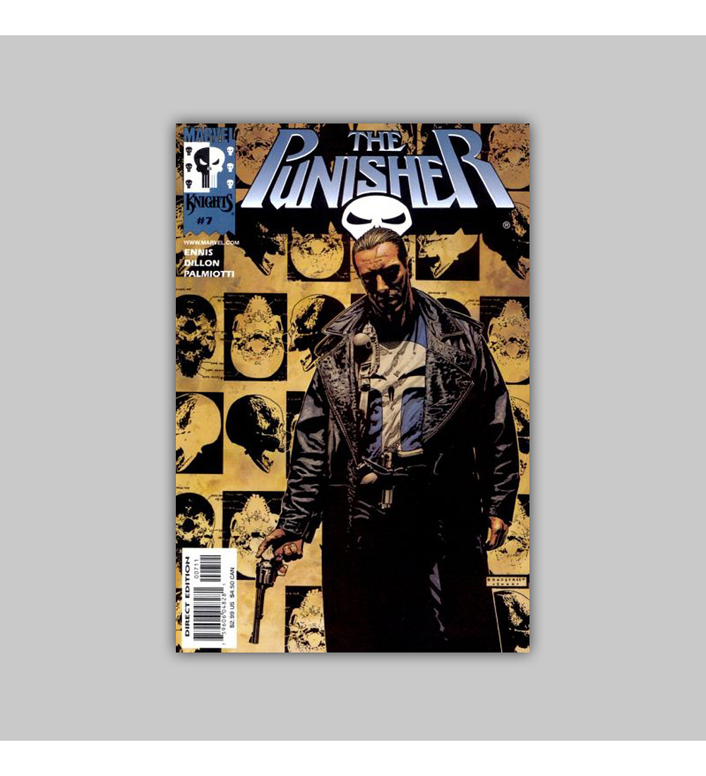 The Punisher (Vol. 3) 7 2000