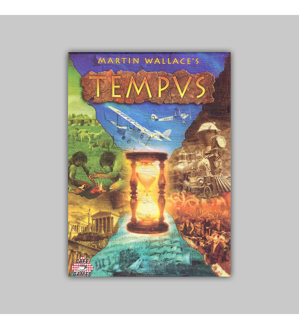 Tempus Board Game