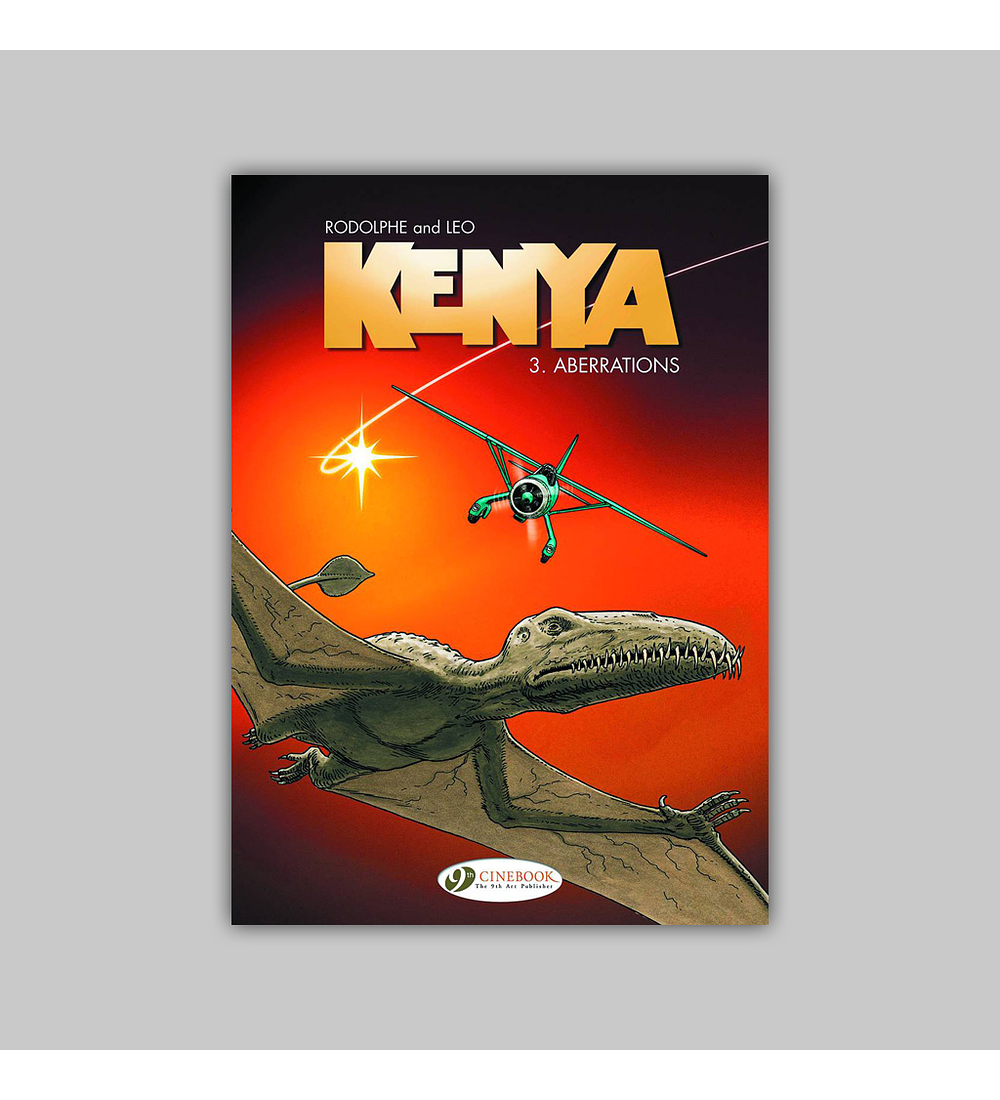 Kenya Vol. 03: Aberrations 2015