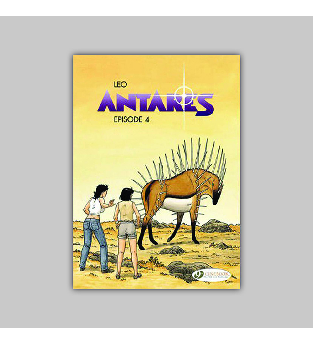 Antares Vol. 04 2014
