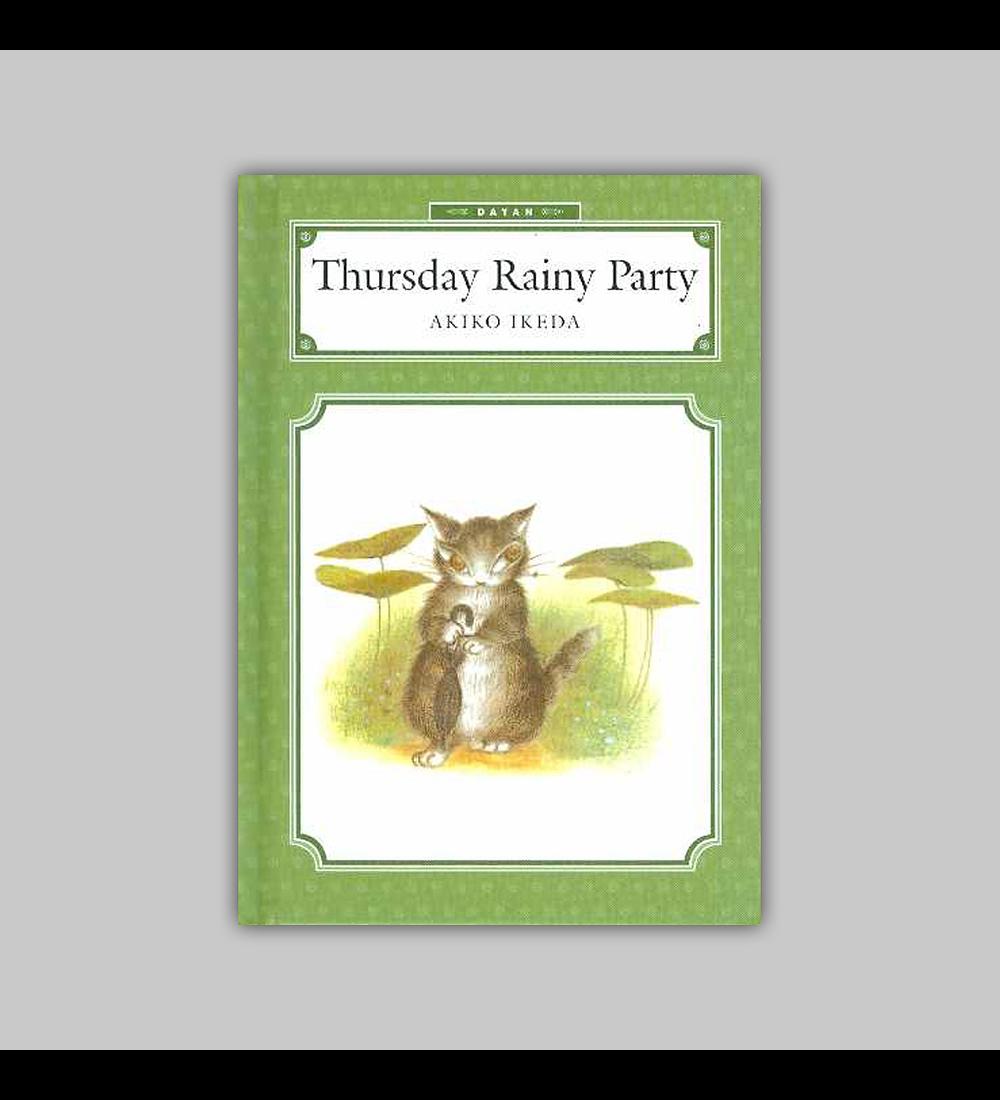Dayan Books Vol. 02: Thursday Rainy Party HC 2008