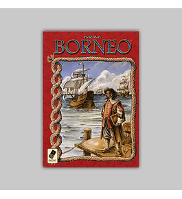 Borneo Board Game