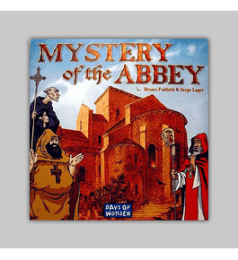 Mystery of the Abbey 2005