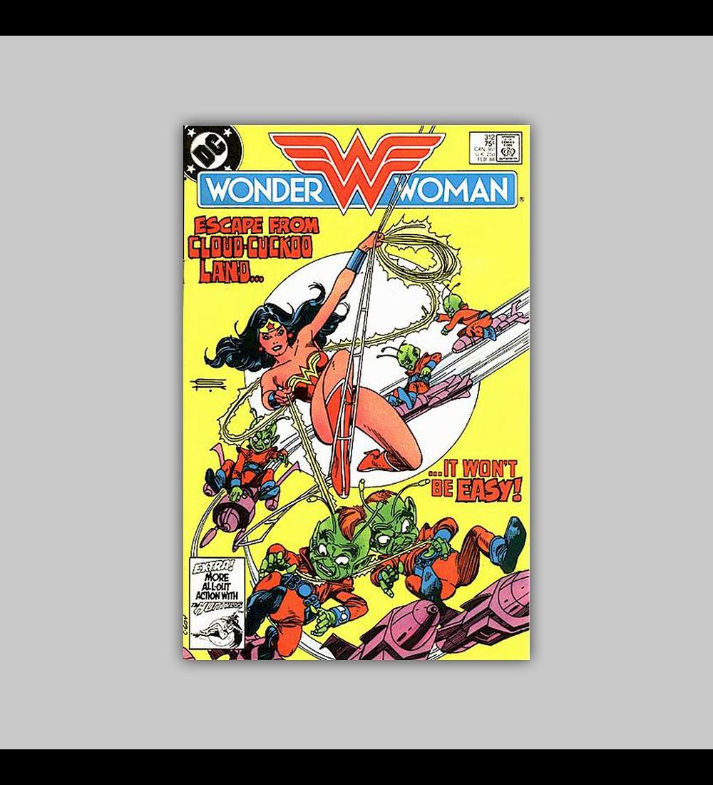Wonder Woman 312 1984