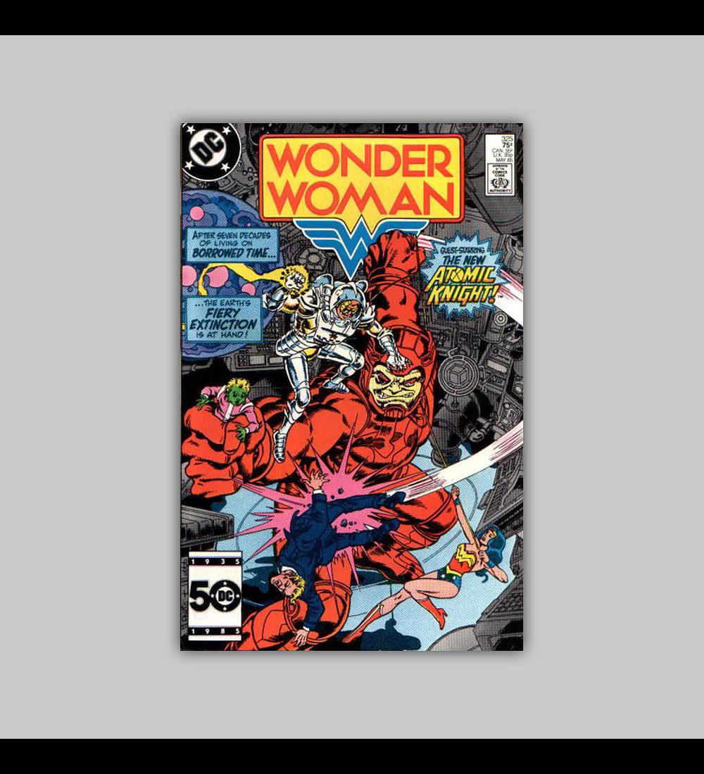 Wonder Woman 325 VF (8.0) 1985