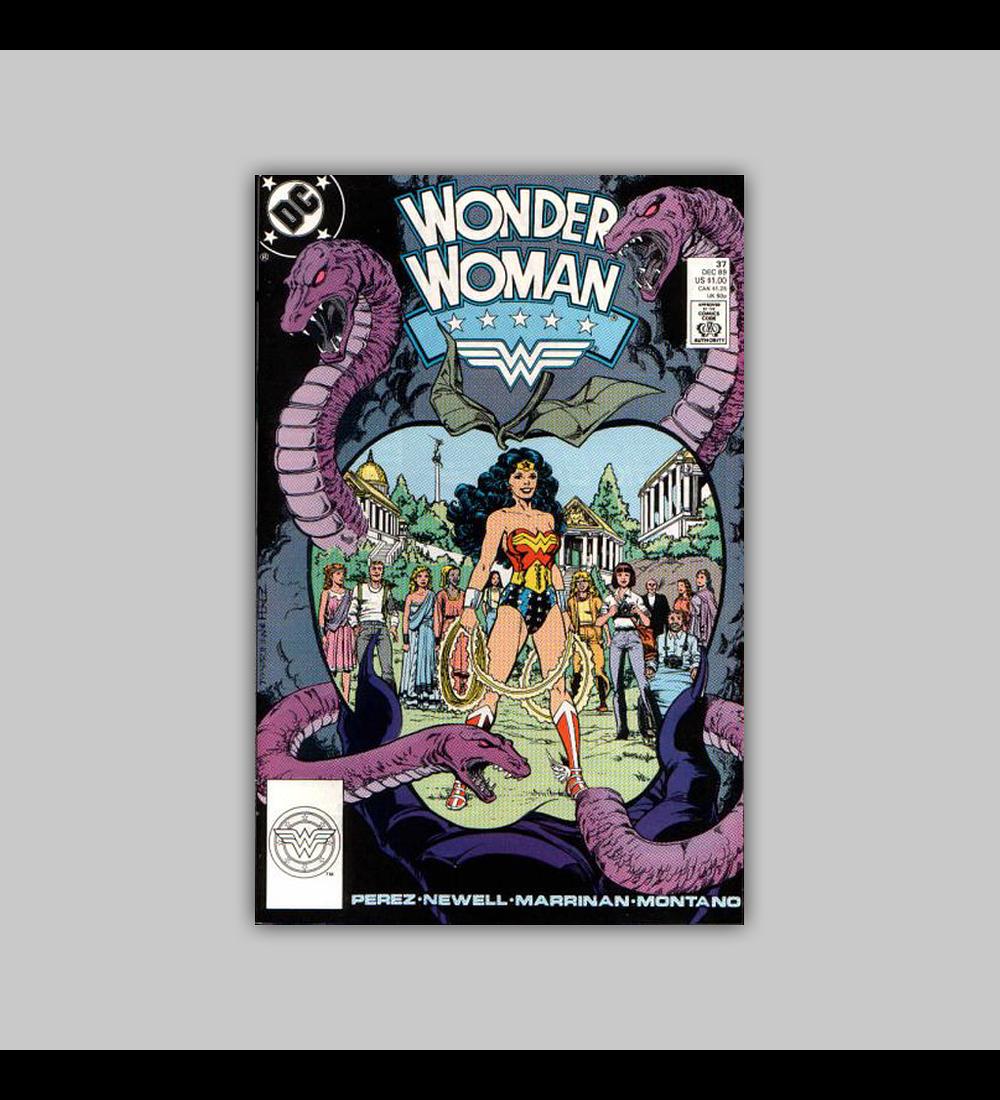 Wonder Woman (Vol. 2) 37 1989