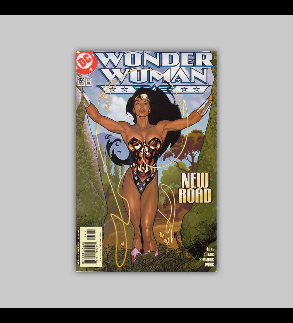 Wonder Woman (Vol. 2) 159 2000