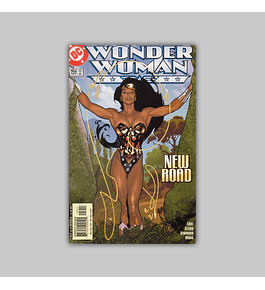 Wonder Woman (Vol. 2) 159 2000