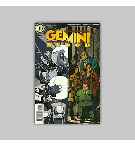 Gemini Blood (complete limited series) 1996