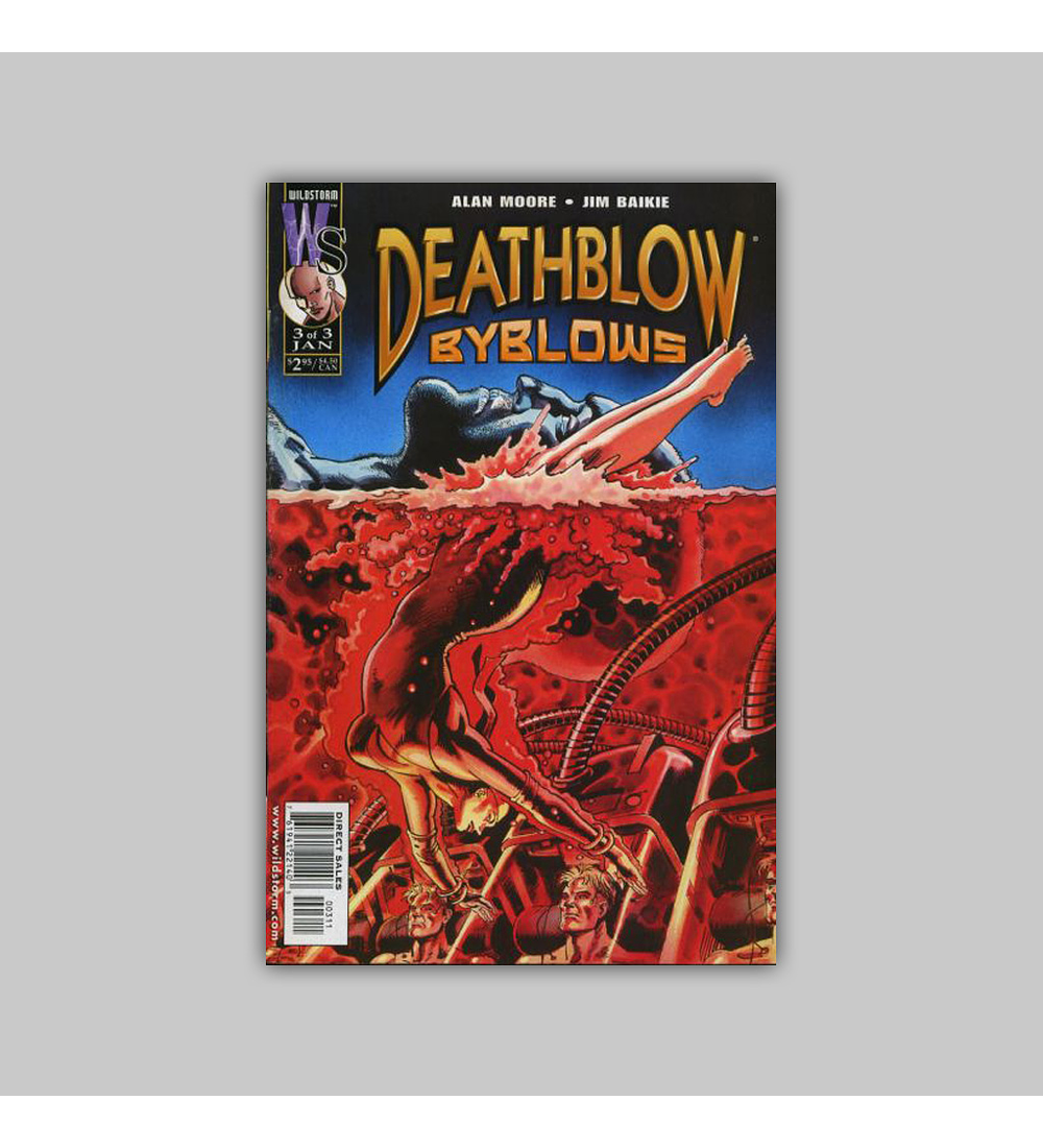 Deathblow: Byblows (complete limited series) 2000