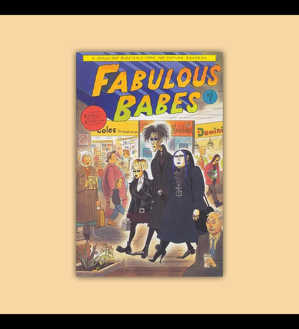 Fabulous Babes 1 1995