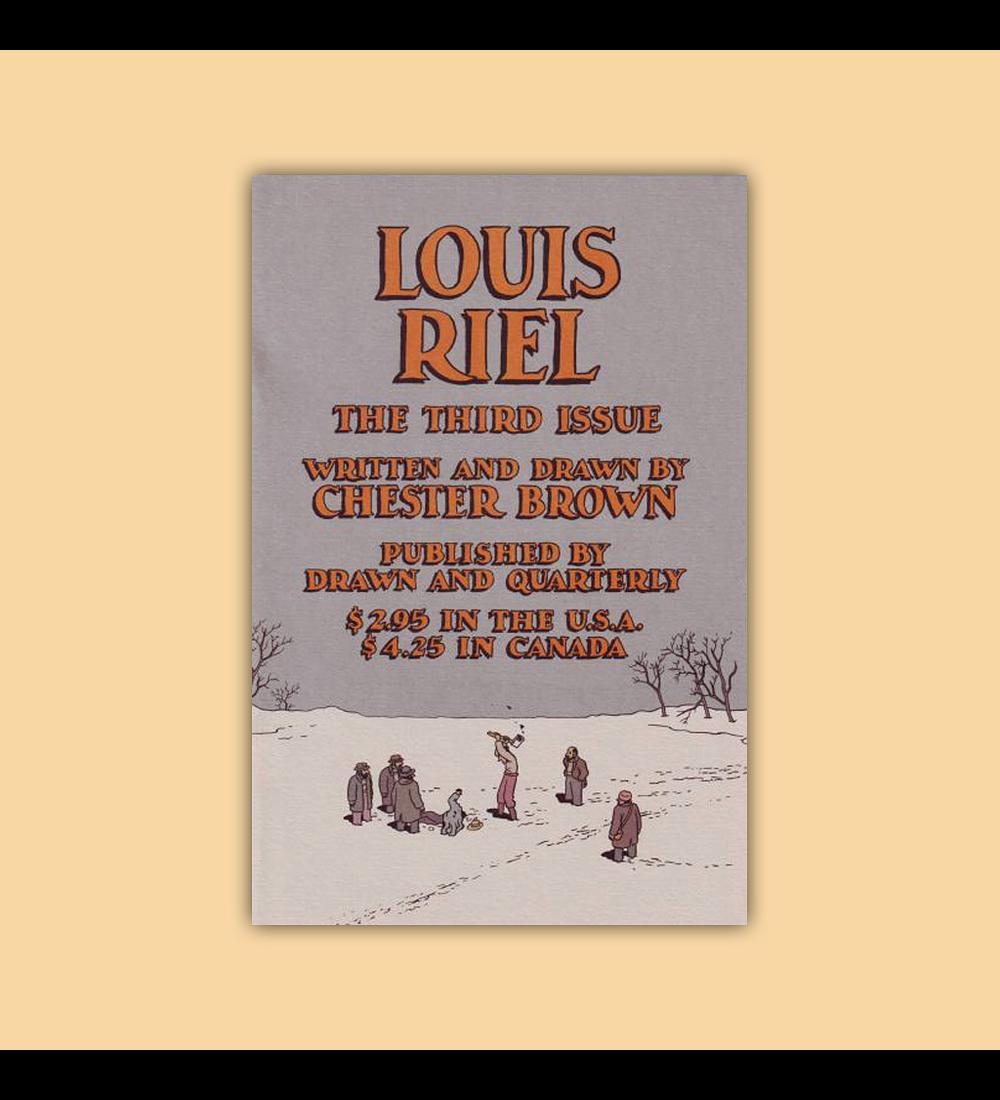 Louis Riel 3 1999