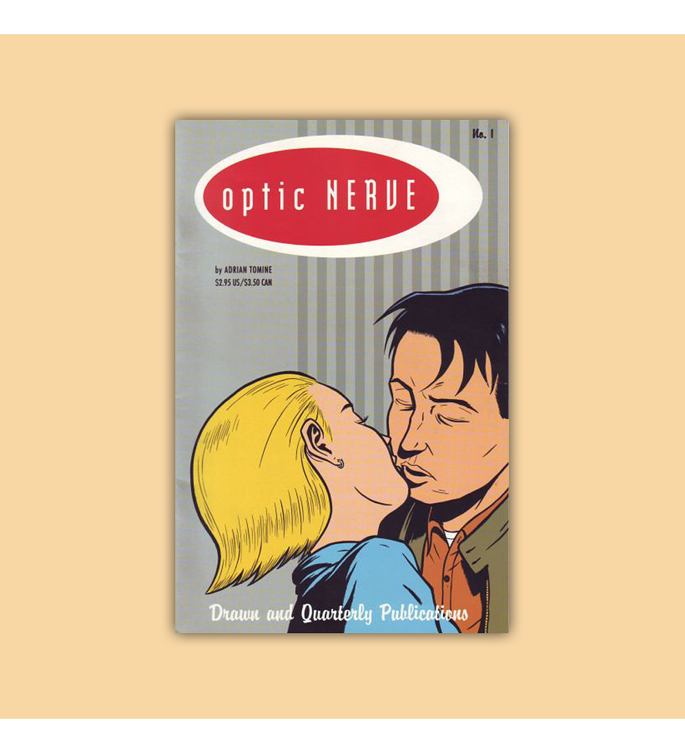 Optic Nerve (Vol. 2) 1 1995