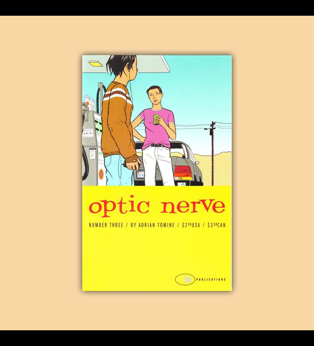 Optic Nerve (Vol. 2) 3 1996