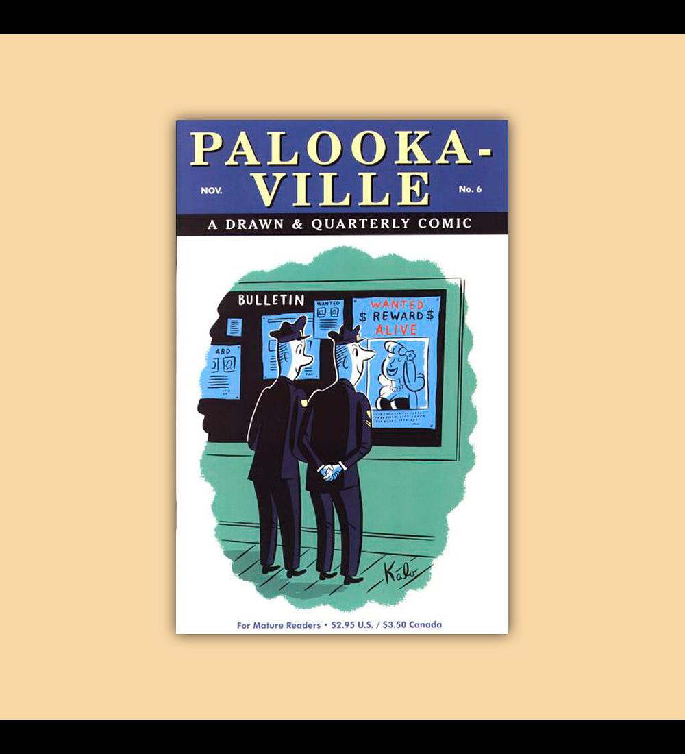Palooka Ville 6 1994