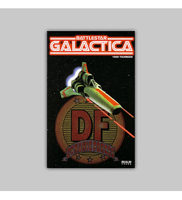 Battlestar Galactica Tour Book Dynamic Forces Exclusive