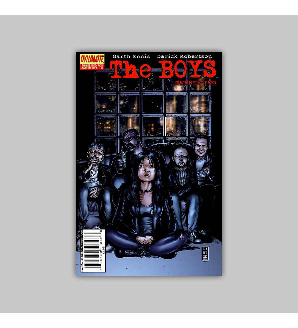 Boys 22 2008