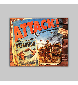 Attack Board Game Expansion