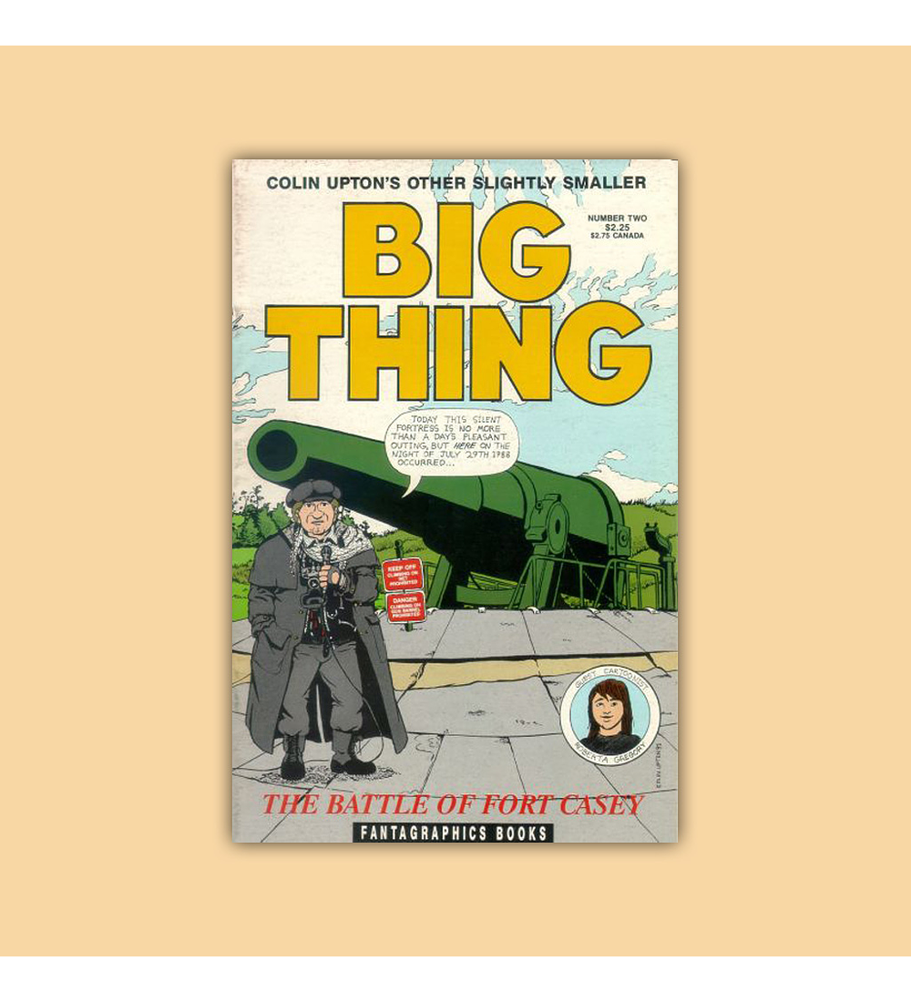 Big Thing 2 Signed 1991