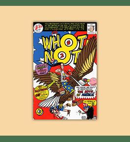 Whotnot 2 VF (8.0) 1993