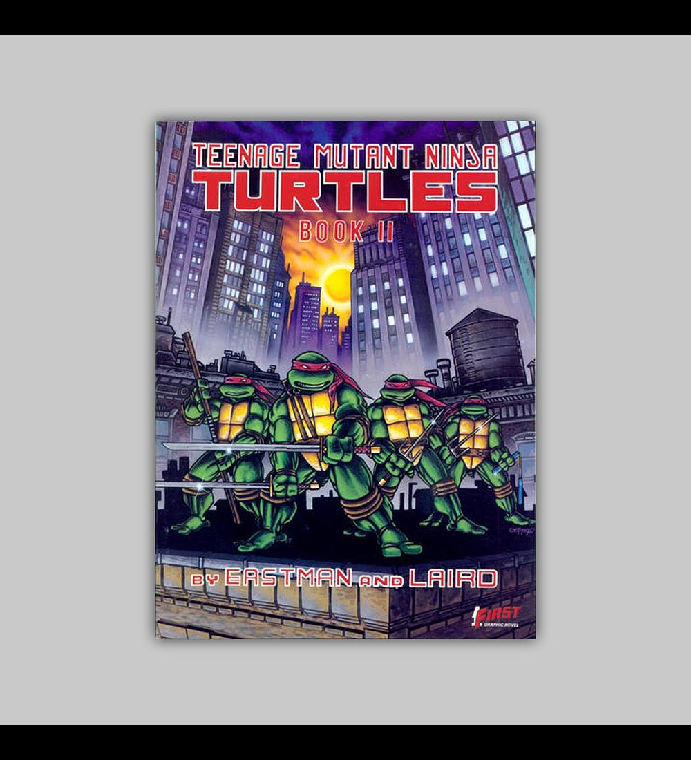 Teenage Mutant Ninja Turtles Vol. 02 1987