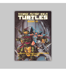 Teenage Mutant Ninja Turtles Vol. 03 1987
