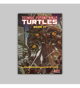 Teenage Mutant Ninja Turtles Vol. 04 1988