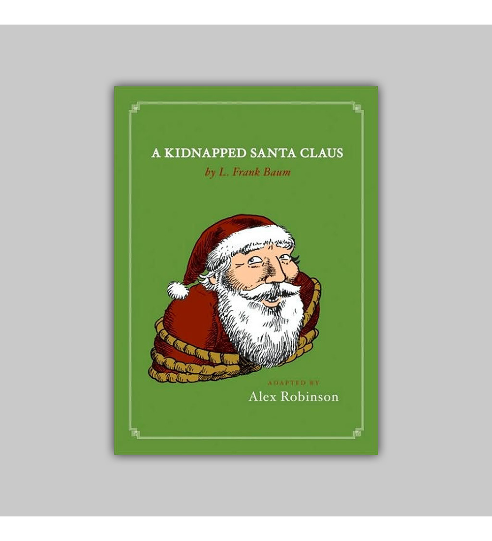 A Kidnapped Santa Claus HC