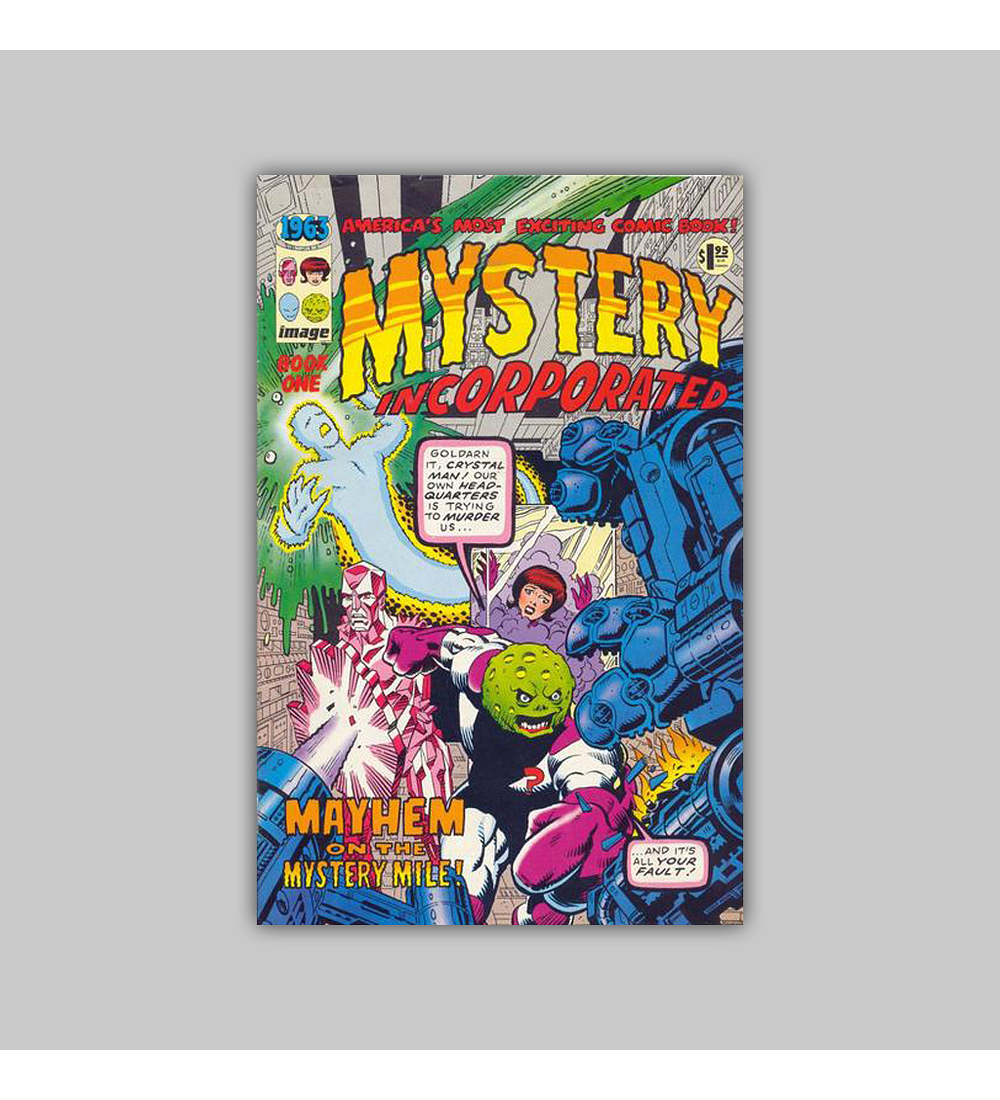 1963 Book One: Mystery Incorporated 1993