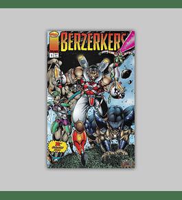 Berzerkers (complete limited series) 1995