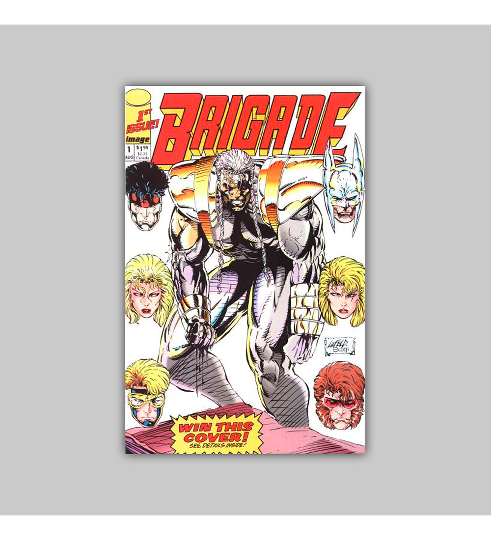 Brigade (complete limited series) 1992