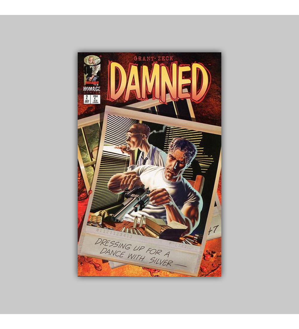Damned (complete limited series) 1997