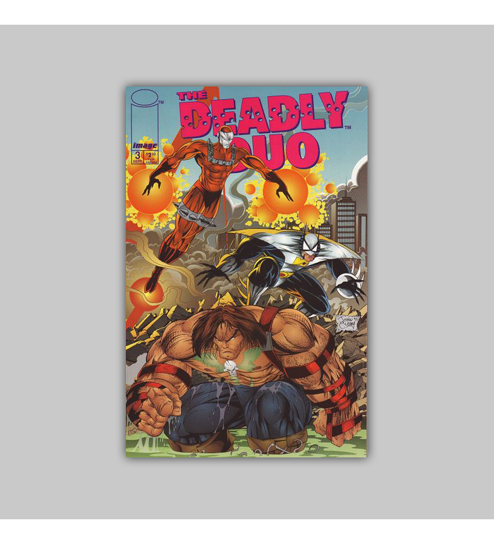 Deadly Duo (complete limited series) 1995