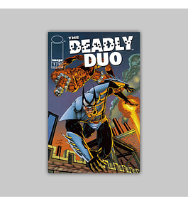 Deadly Duo (complete limited series) 1993