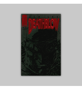 Deathblow 1 Foil 1993