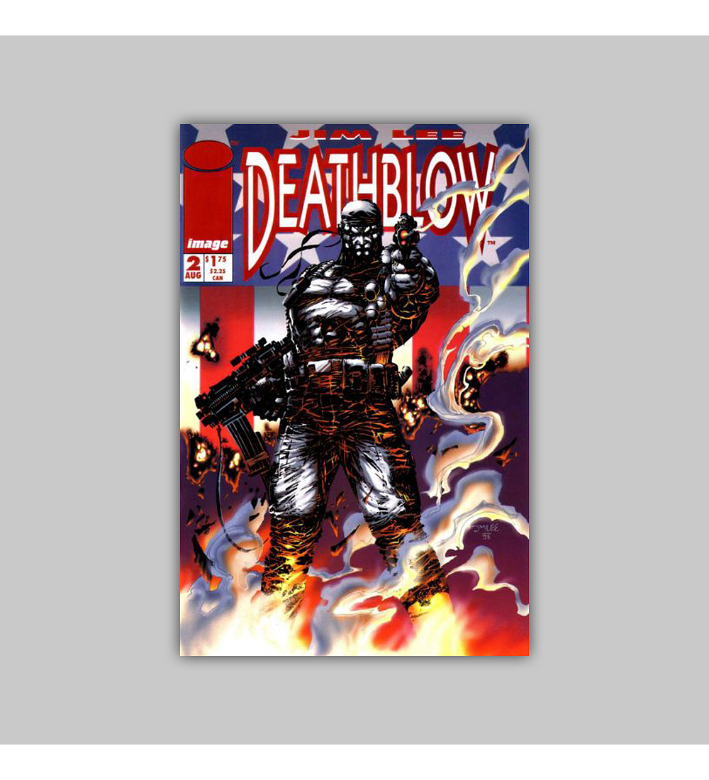 Deathblow 2 1993