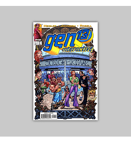 Gen13 Interactive (complete limited series) 1997