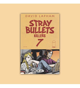 Stray Bullets: Killers 7 2014
