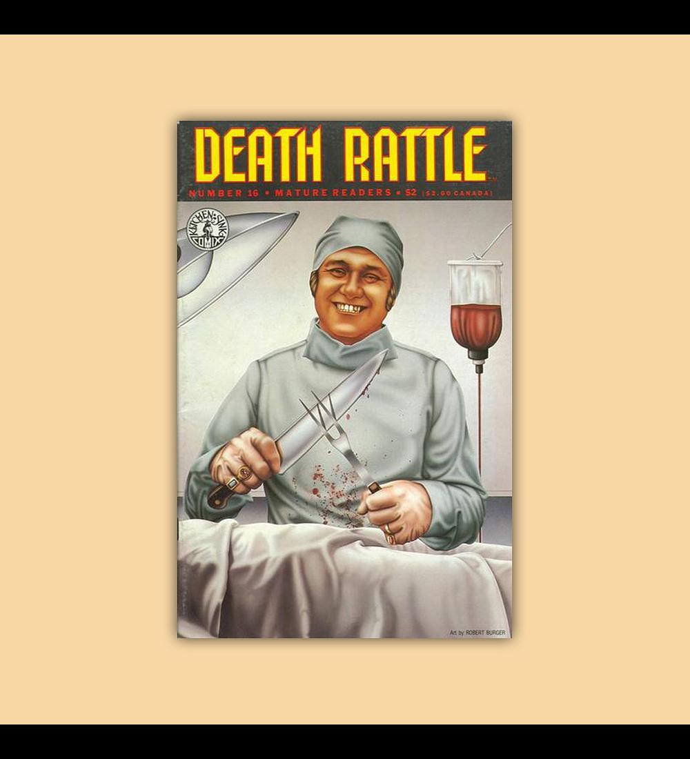 Death Rattle 16 1988