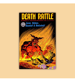 Death Rattle 17 1988