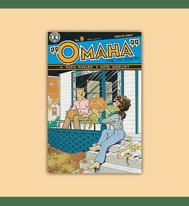Omaha the Cat Dancer 8 1987