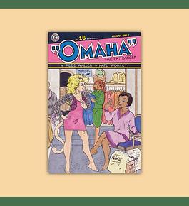 Omaha the Cat Dancer 16 1991