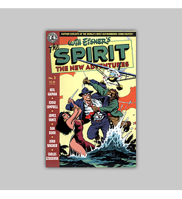 The Spirit: The New Adventures 2 1998