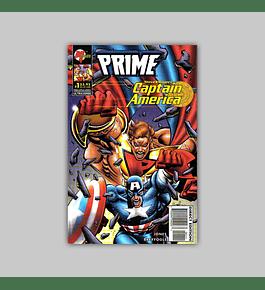 Prime/Captain America 1 1996