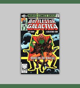 Battlestar Galactica 23 VF (8.0) 1981